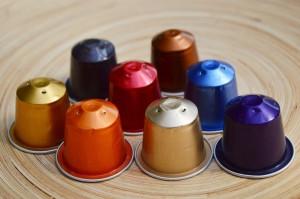 Ein-Tassen-Kaffeemaschine Pads