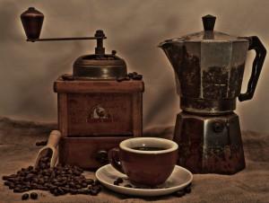 Die Geschichte des Espresso