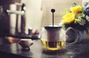 Wirkung von grünem Tee