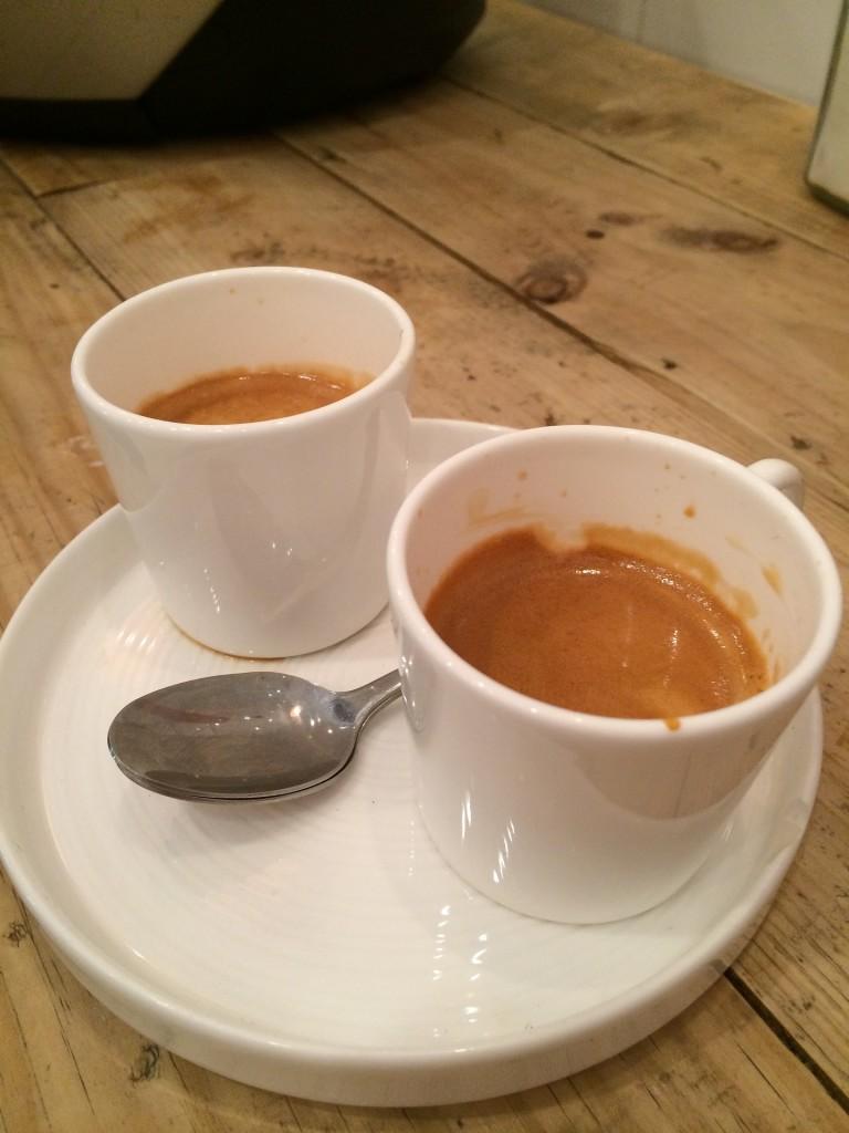 Kaffee zum Trinken