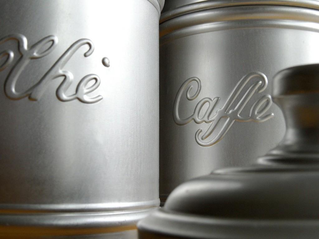 Kaffee in der Dose