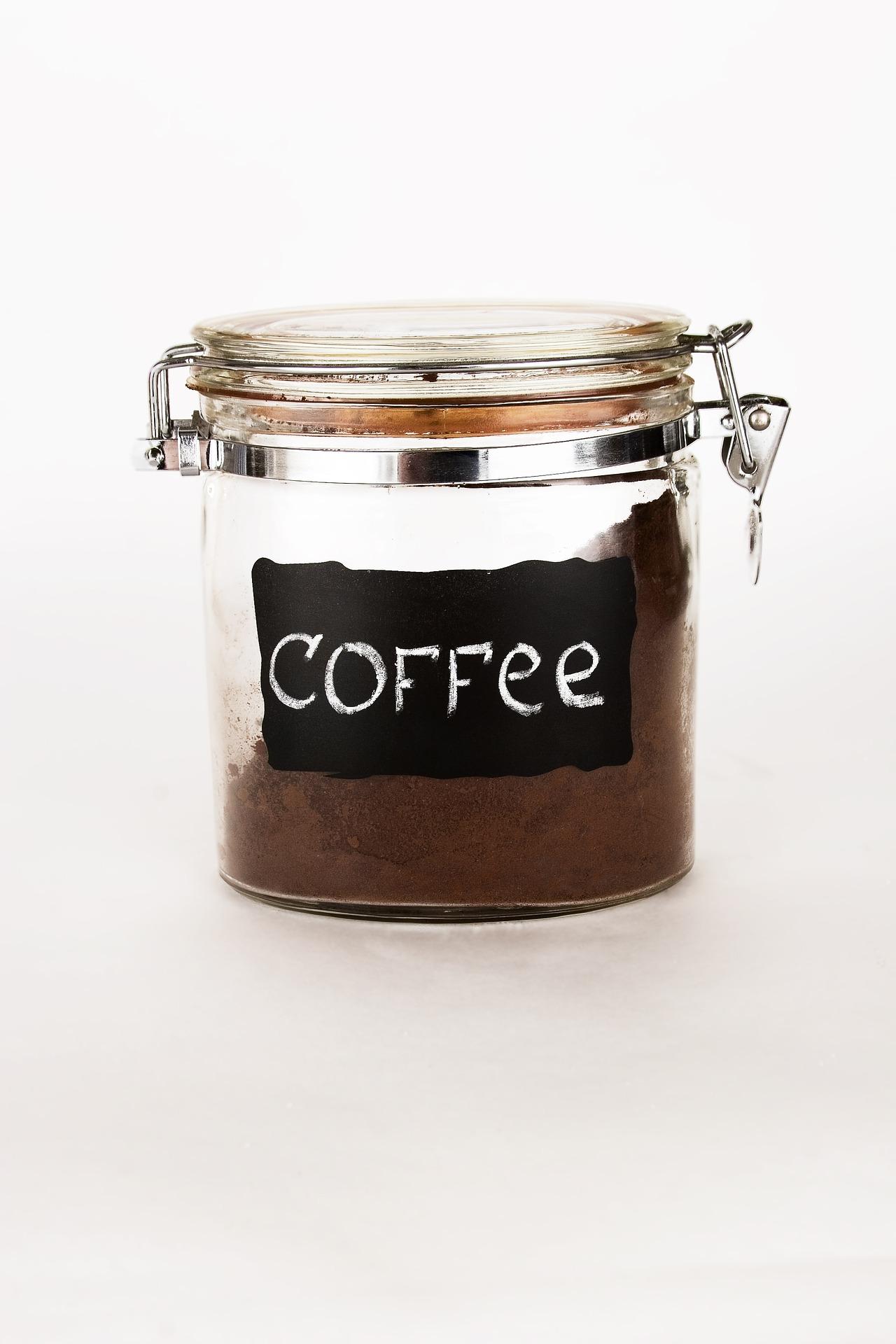 kaffee lagern und dessen frische erhalten. Black Bedroom Furniture Sets. Home Design Ideas