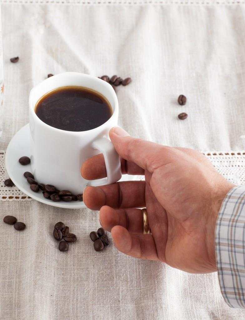 Kaffee Wirkung auf den Mann