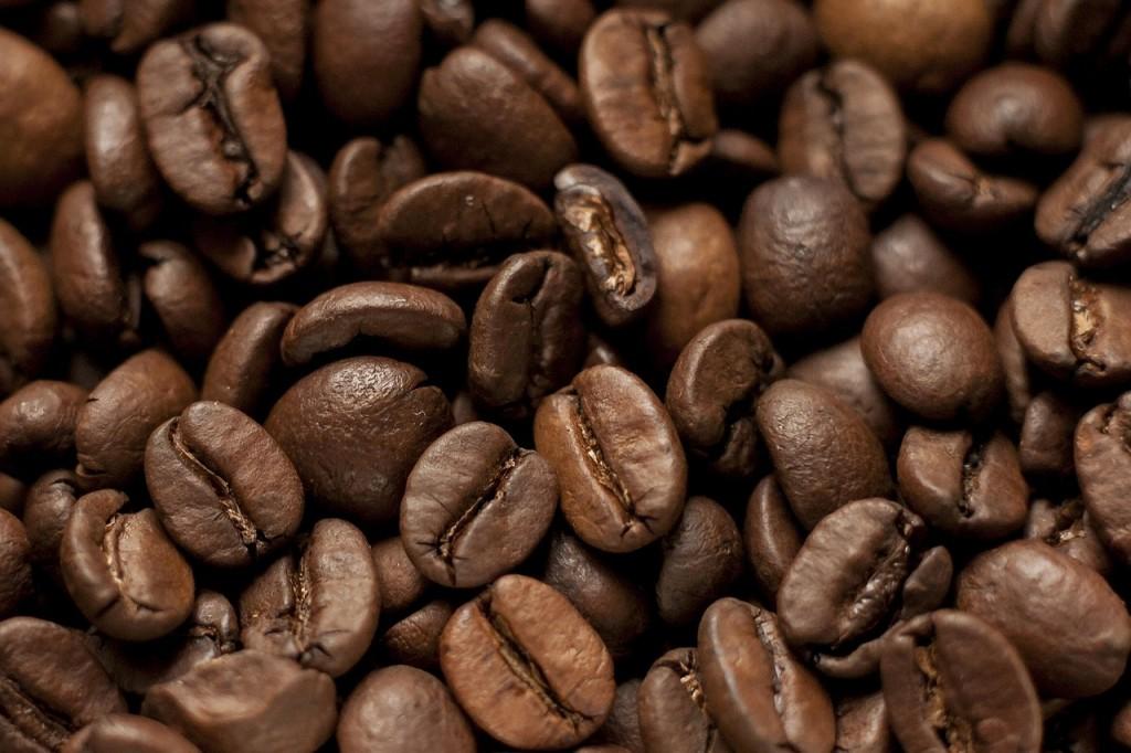 Bohnen nach dem Kaffee rösten