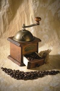 Entstehung des Kaffee